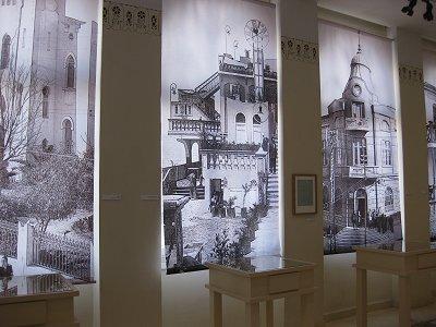 התערוכה על אברהם סוסקין בהרצלילינבלום