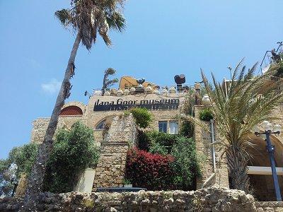מוזיאון אילנה גור ביפו העתיקה