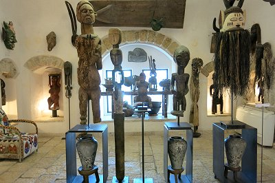 החדר האפריקאי