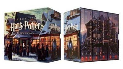 כל ספרי הארי פוטר