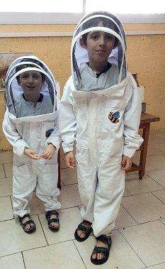 הדבוראים הצעירים. נכון שהם חמודים???